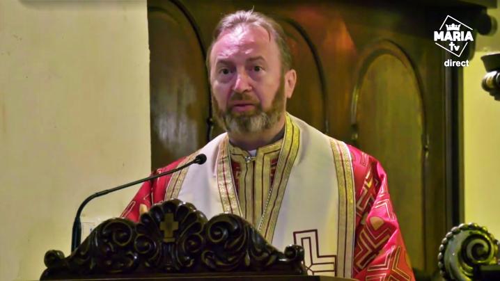 VIDEO. Denia celor 12 Evanghelii: Predica Preasfinției Sale Claudiu
