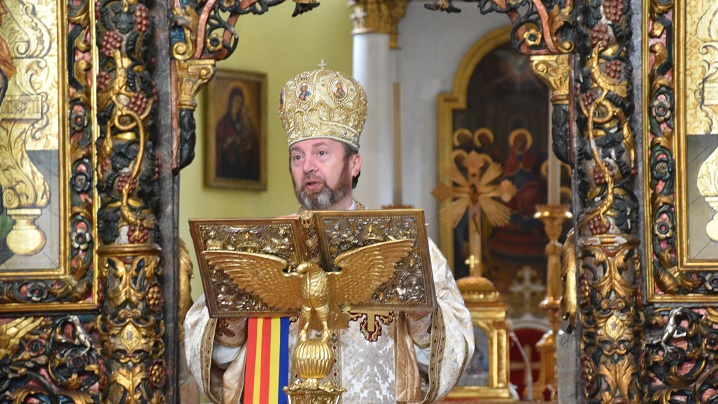 ÎNCĂLECÂND FURTUNILE VIEȚII: Meditația PS Claudiu la Duminica a IX-a după Rusalii