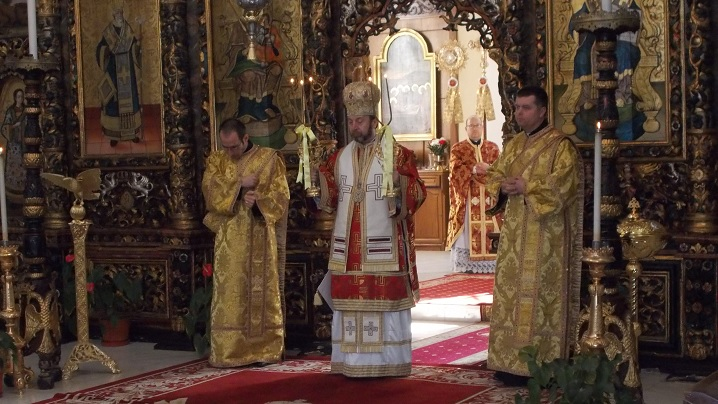 Anunț: PS Claudiu va celebra Sfânta Liturghie în Bazilica Sfântul Petru din Roma