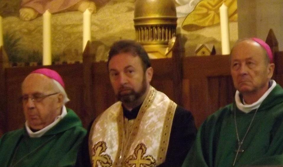 PS Claudiu participă la lucrările Adunării plenare a Conferinței Episcopale Franceze