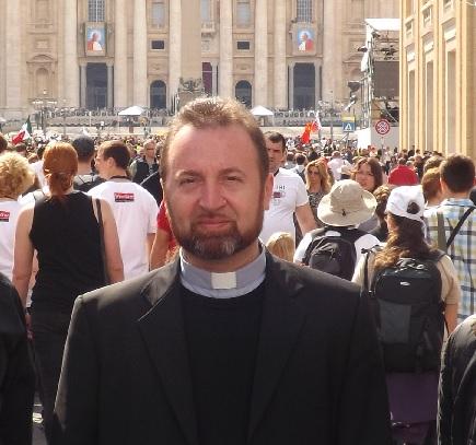PS Claudiu: bucuria canonizării papilor Ioan al XXIII-lea și Ioan Paul al II-lea