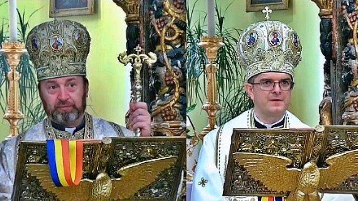 PS Cristian: cuvânt de mulțumire adresat Preasfinției Sale Claudiu, Episcopul ales al Eparhiei de Cluj-Gherla