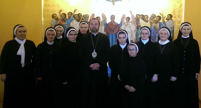 UPDATE: Colindători la Curia Arhiepiscopiei Majore din Blaj (Foto)