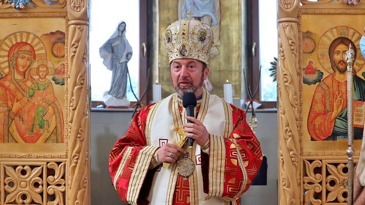 VIDEO: Predica PS Claudiu la sărbătoarea Înălțării Sfintei Cruci