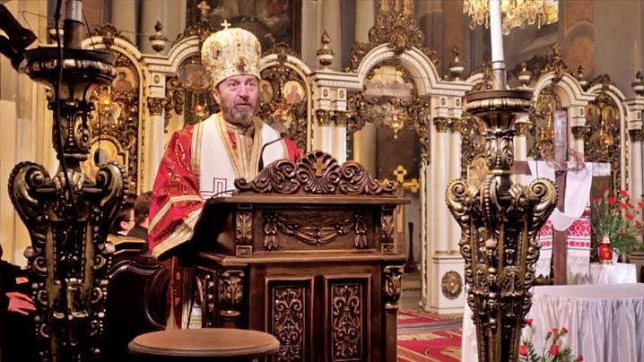 VIDEO. Prohodul Domnului: Predica Preasfinției Sale Claudiu