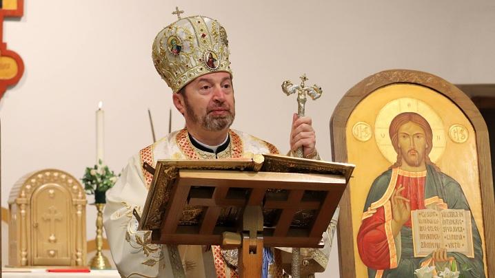 Cuvântul PS Claudiu la Sf. Liturghie de deschidere a procesului sinodal