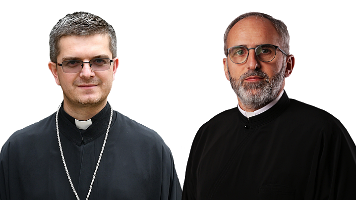 Urmăriți în direct hirotonirea celor doi episcopi