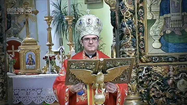 Miercuri, 06.01.2021, ora 08:45, Sf. Liturghie, Catedrala Arhiepiscopală Majoră