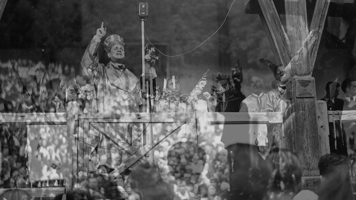 Iuliu Hossu, episcopul Marii Uniri a României - Blaj într-un minut