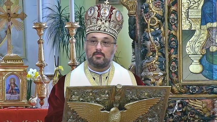 PS Mihai: predică la duminica a IV-a din Postul Mare