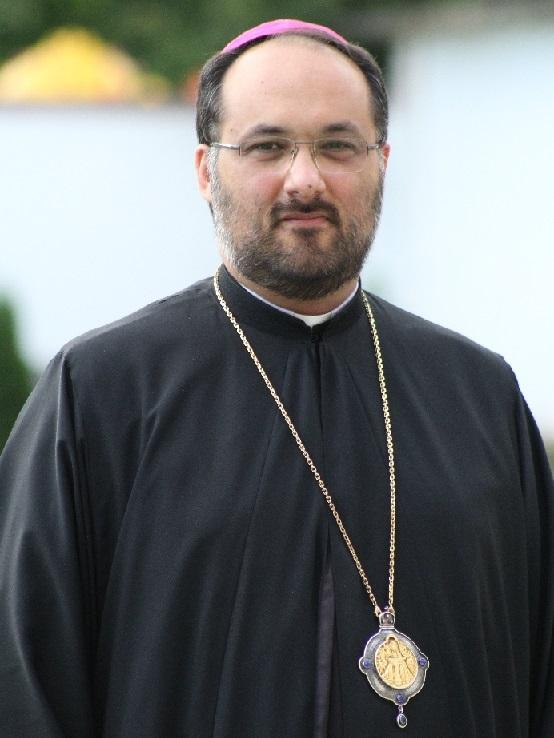 Biografia Preasfinţitului Mihai Frăţilă, Episcopul noii Eparhii greco-catolice de Bucureşti