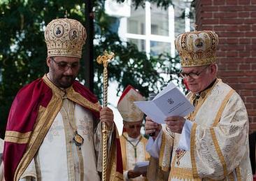 Salutul PS Mihai la instalarea ca Episcop greco-catolic de București