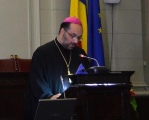 Discursul Preasfinției Sale Episcopul greco-catolic de București la Sesiunea Solemnă a Academiei Române dedicată Marii Uniri de la 1918