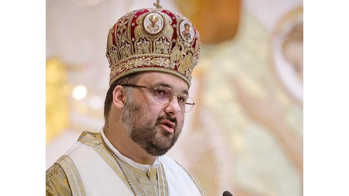"PS Mihai: ""Biserica se naște cu credința Preacuratei"""