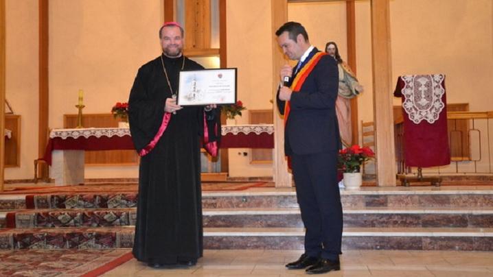 Trei episcopi greco-catolici au devenit Cetățeni de Onoare ai Municipiului Baia Mare