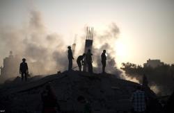 Raid israelian asupra Fâșiei Gaza