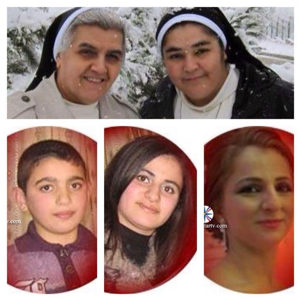 Călugăriţele și cei trei orfani răpiți în Irak de către teroriștii islamici au fost eliberați