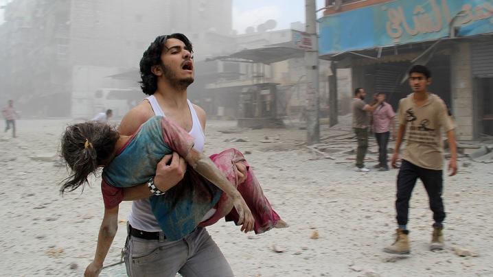 """În Siria, nu este un """"război sfânt"""""""