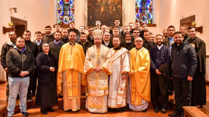 Reculegeri spirituale pentru studenții Colegiului Pontifical Pio Romeno