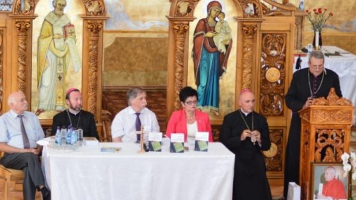 FOTO: Credința Cardinalului Alexandru Todea din spatele dosarelor Securității