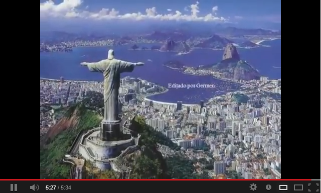 RIO 2013: Sinteza în 80 de fotografii