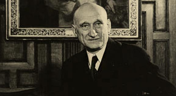 Pe 29 iunie 1886 s-a născut Robert Schuman