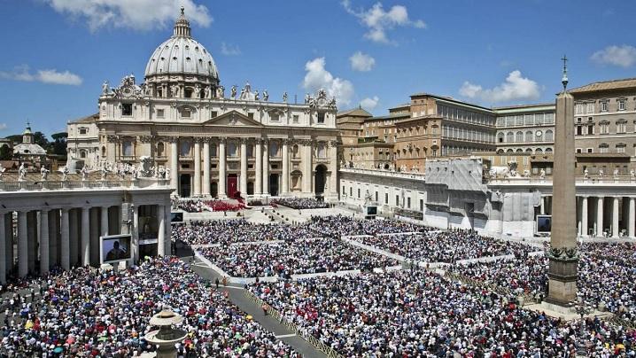 Peste 10 milioane de pelerini la Roma cu ocazia Anului Milostivirii