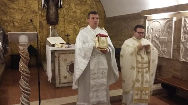 O zi specială pentru parohia din Rimini în Bazilica Sfântul Petru din Vatican