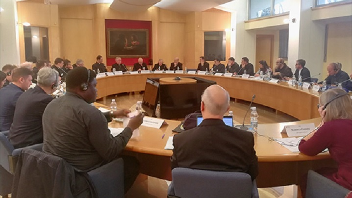 Roma: Întâlnire Europeană pentru Pastoraţia Tineretului şi Pastoraţia Universitară