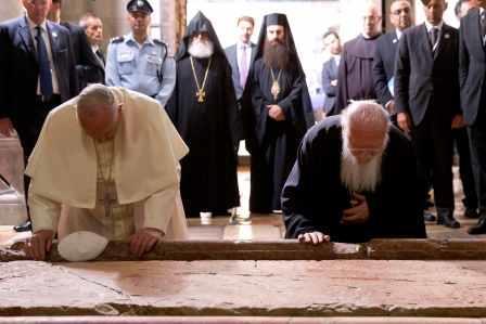 Papa Francisc invită la rugăciune pentru călătoria sa în Turcia