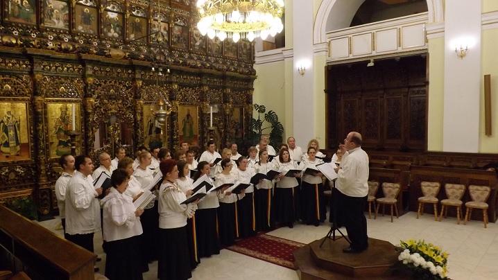 """FOTO: """"Rugă pentru țară"""" în Catedrala Blajului"""