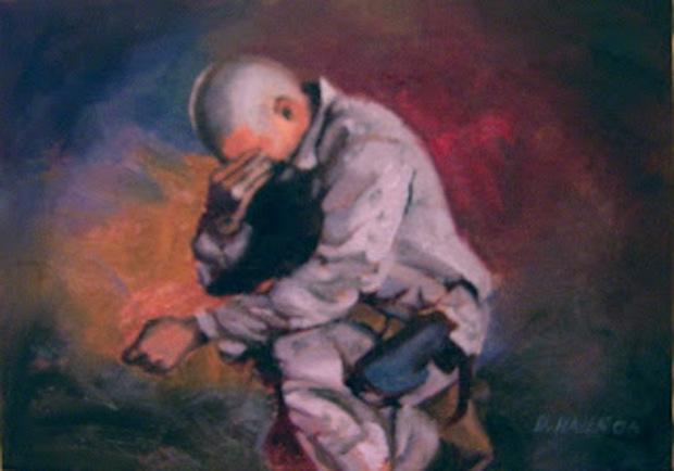 Rugăciunea unui soldat