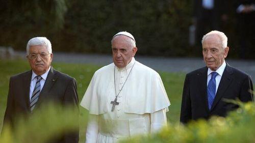 Rugăciunea Papei Francisc pentru pace în Orientul Mijlociu