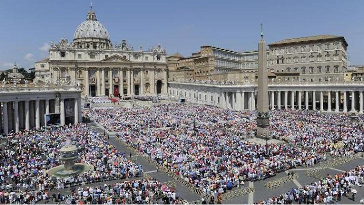 Biserica în cifre. Catolicii în creştere