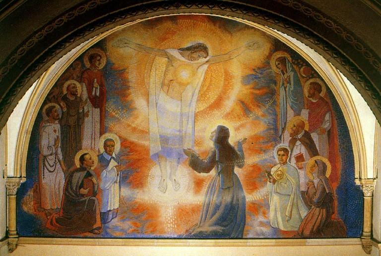 Luna iunie dedicată devoţiunii faţă de Inima Preasfântă a lui Isus