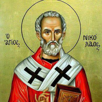 Sfântul Nicolae, episcop al Mirei