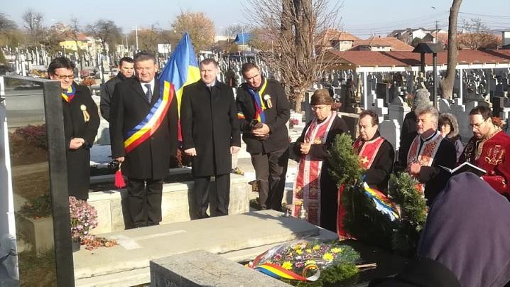 SAMOILĂ MÂRZA, fotograful Unirii, comemorat la Alba Iulia