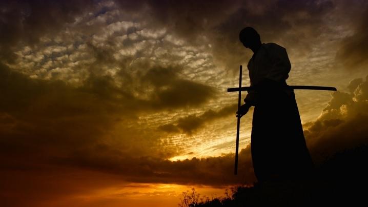 Samuraiul lui Cristos: de la calea sabiei la calea crucii