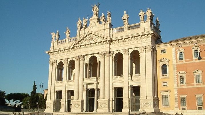 Sfințirea Bazilicii din Lateran