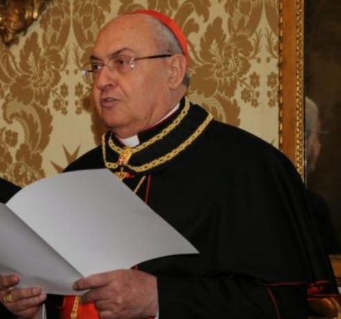 Predica Card. Sandri cu ocazia inaugurării Eparhiei Sfântul Vasile cel Mare București și intronizarea primului Episcop Eparhial
