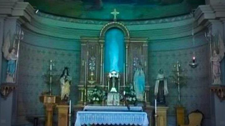 Misterul imaginii Fecioarei Maria care nu există, dar pe care toată  lumea o vede
