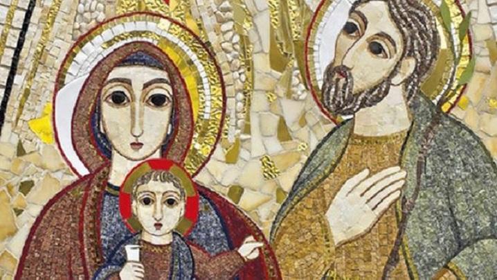 Rugăciune către Sfânta Familie