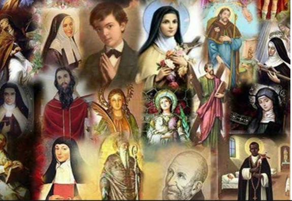 Sărbătoare a tuturor sfinților- Gloria TV