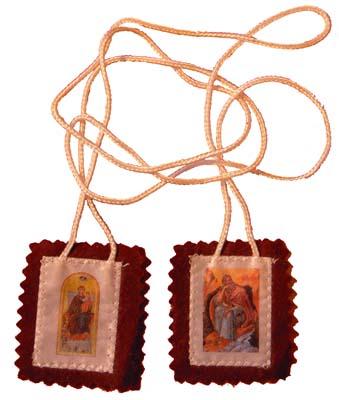 Fecioara Sfântului Scapular. Maica Sfântă a Muntelui Carmel