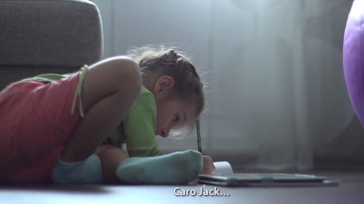 O fetiță de 8 ani a scris unui brand de whisky înainte de a muri