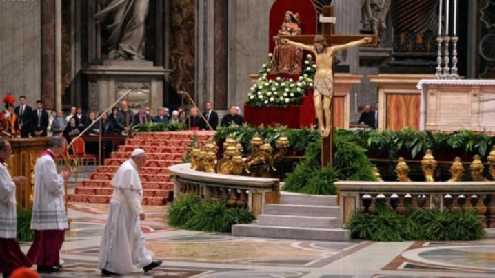 Scrisoarea papei Francisc despre indulgența Anului Sfânt al Milostivirii