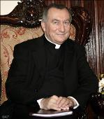 Mons. Pietro Parolin este noul secretar de Stat