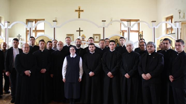 Curs festiv al absolvenţilor Facultăţii de Teologie de la Blaj