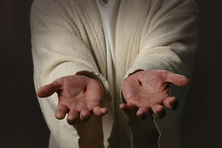 """""""Iată, te-am însemnat în palmele Mele!"""" (Audio)"""