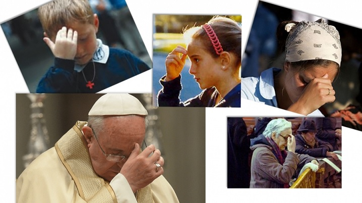De ce creștinii catolici își fac cruce înainte de a se ruga?